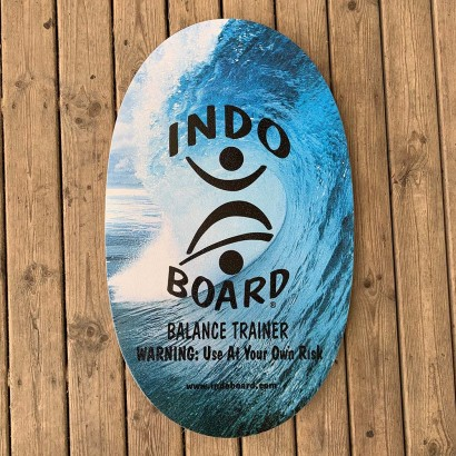 Indoboard Original natural + Rouleau