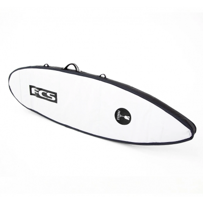 "housse surf Travel 2 Fun Board 7'0"" Black/Grey"