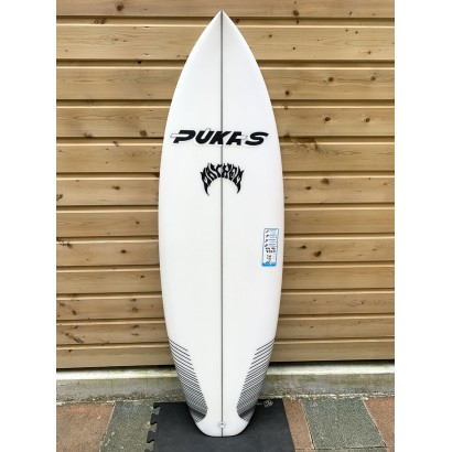 surf pukas mayhem 5'6 lazy link