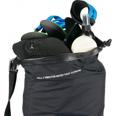 sac etanche packable rolltop dry bag 20L black