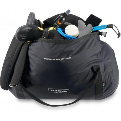 sac etanche packable rolltop dry bag 40L black