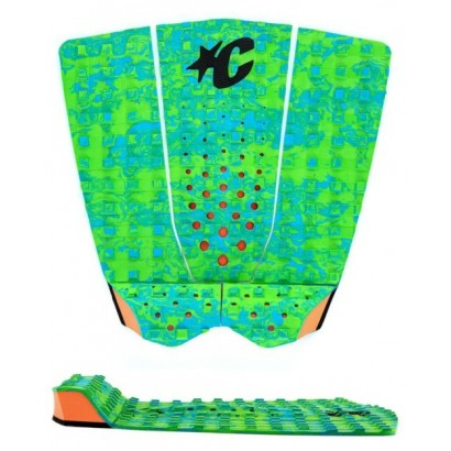 pad creatures GROM GRIFFIN COLAPINTO CYAN GREEN SWIRL