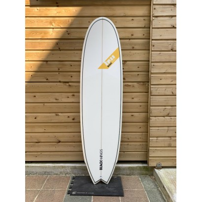 surf blackwings 6'9 fish cristal clear