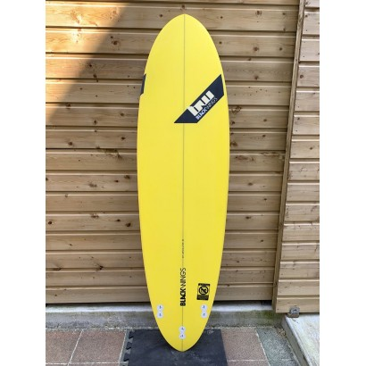 surf blackwings 6'8 egg cristal clear