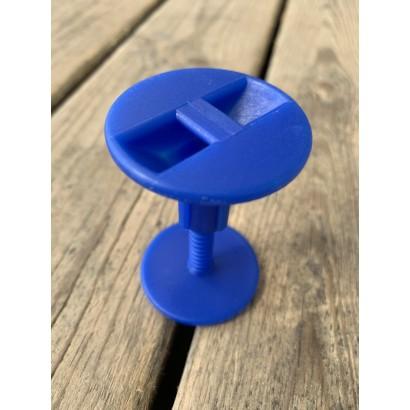 plug bodyboard color blue