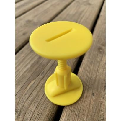 plug bodyboard color yellow