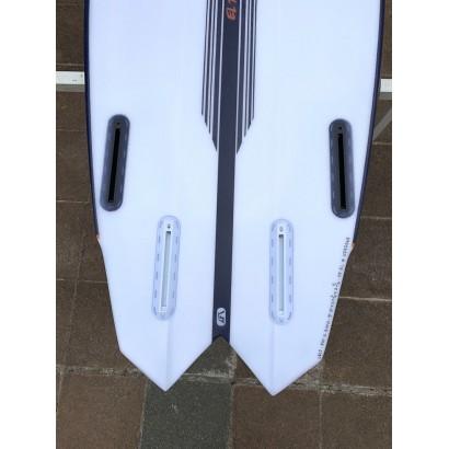 surf firewire el tomo 5'10 double diamond LFT