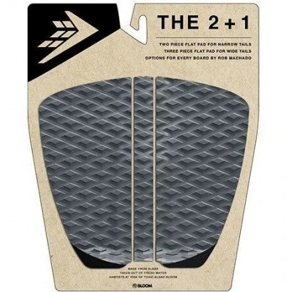 pad surf firewire 2 1 flat traction pad charcoal black