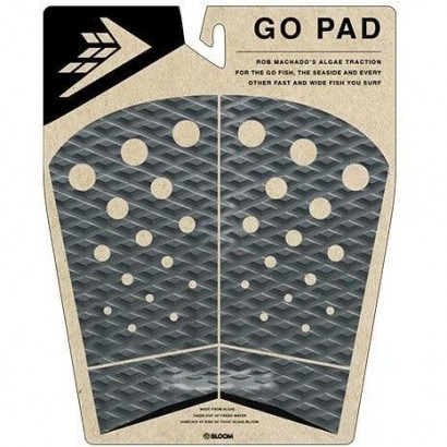pad surf firewire 4 piece go pad traction charcoal black