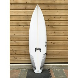 surf lost sub driver 2.0 5'9 squash tail futures