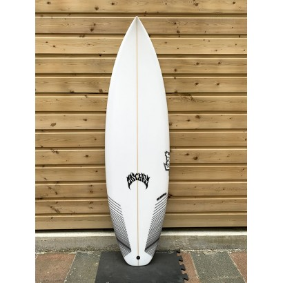 surf lost sub driver 2 0 5'9 squash tail futures