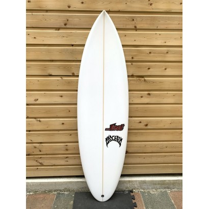 surf lost quiver killer 5'10 round tail fcs2