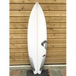 surf lost psycho killer 5'11 swallow tail fcs2