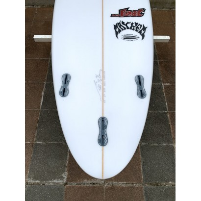 surf lost quiver killer 6'3 round tail fcs2