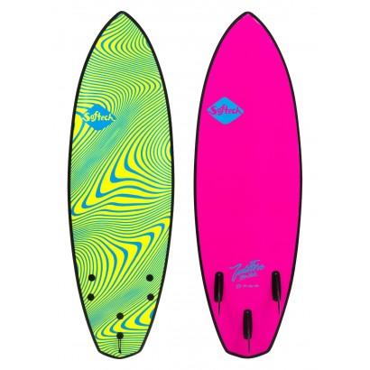 surf softech 5'3 toledo wildfire fcsII