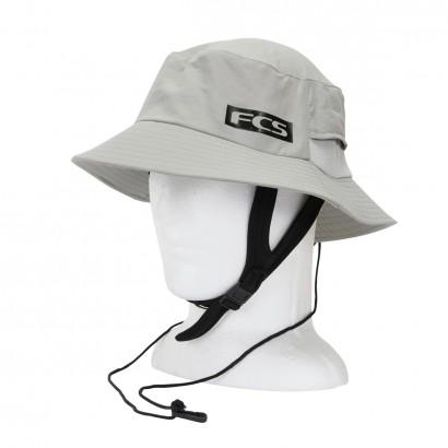 chapeau surf fcs Essential Surf Cap Hat Light Grey MD