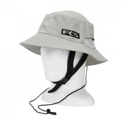 chapeau surf fcs Essential Surf Cap Hat Light Grey LG