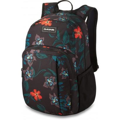 sac a dos dakine campus s 18l twilight floral os