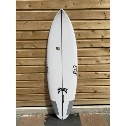 surf lib tech 5'10 lost quiver killer white