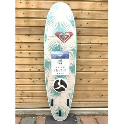 surf roxy rx soft break 7'0 green