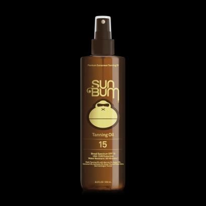 huile bronzante sun bum spf 15 browning oil