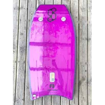 bodyboard 43 science dks pp black purple