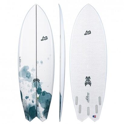 surf lib tech 5'9 lost hydra
