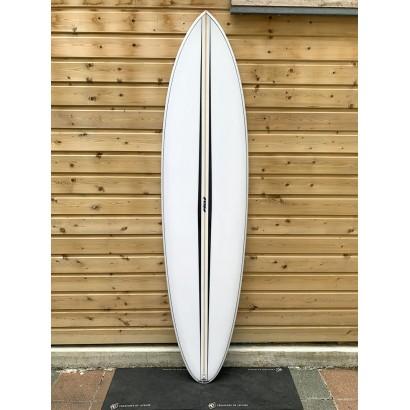 surf pukas 7'6 la cote round tail axel lorentz futures