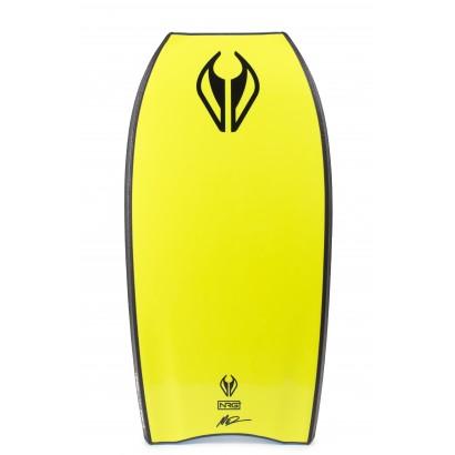 bodyboard nmd 41 5 mix tech nrg aqua yellow