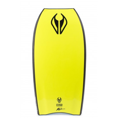 bodyboard nmd 36 mix tech nrg aqua yellow