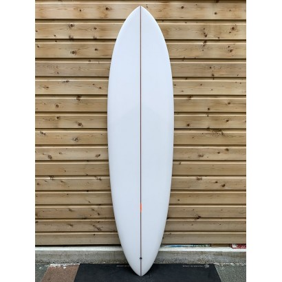 surf christenson 7'0 c bucket sq box futures side fins
