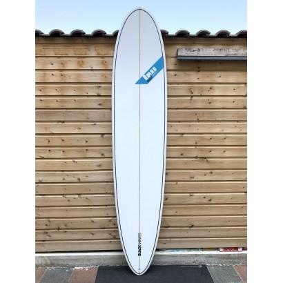 surf phil grace 8'0 mini longboard all rounder