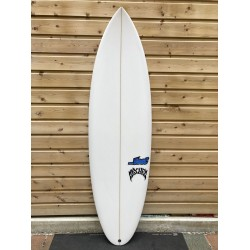 surf lost quiver killer 6'6 round tail futures