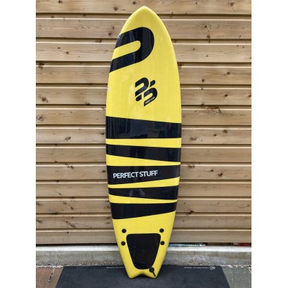 surf perfect stuff 6'6 superstrong epoxy pvc