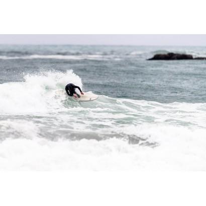surf lib tech 6'0 lost quiver killer white