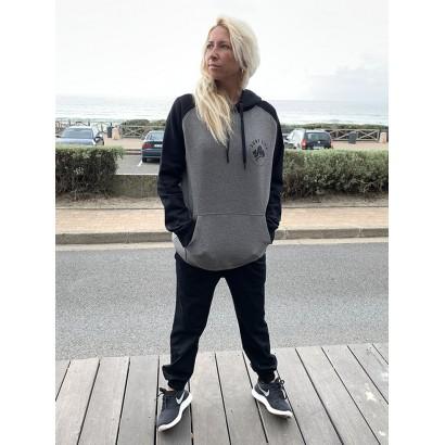 hoody surf city lacanau unisex