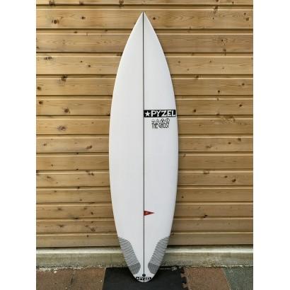 surf pyzel ghost jjf 6'2 livraison offerte