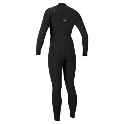 Oneill Wms O Riginal 4/3 Zip avant - Combinaison surf hiver