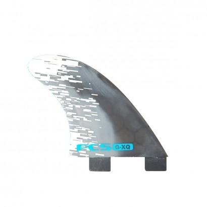 PC 5 Blue Smoke Quad Retail Fins