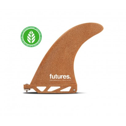 "futures fins 6""0 performance single fin rwc"