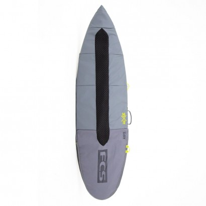 "housse surf Day Fun Board 5'6"" Cool Grey"