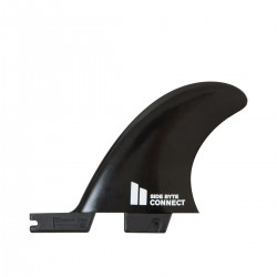 FCS II Connect Black Small Quad Rear Side Byte Fins