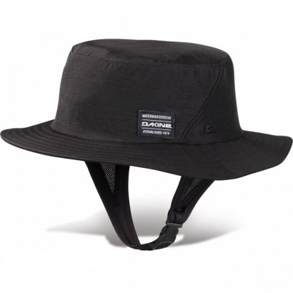 dakine indo surf hat black protection solaire