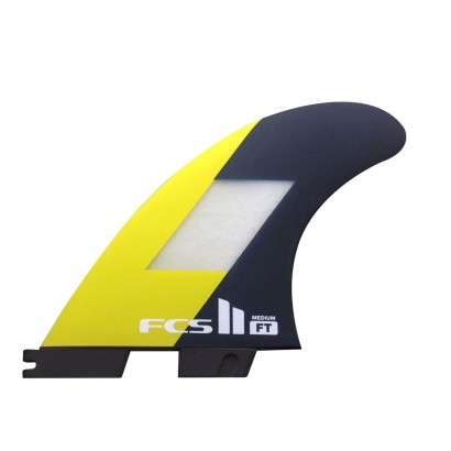FCS II FT PC Medium Tri Fins