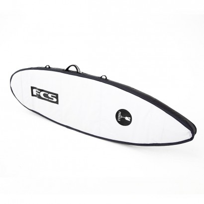 "housse surf Travel 2 All Purpose 6'3"" Black/Grey"