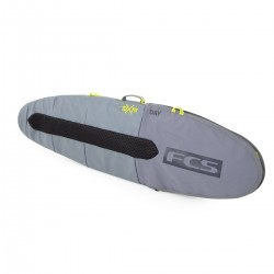 "housse surf Day Fun Board 8'0"" Cool Grey"