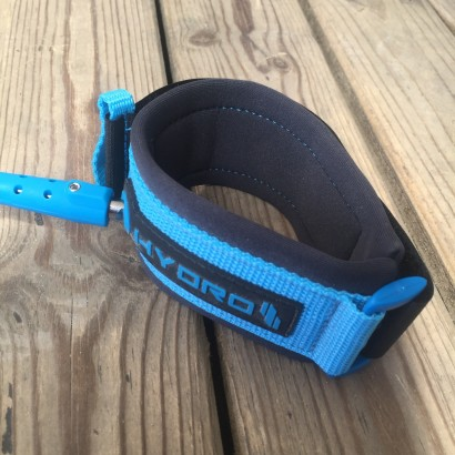 leash bodyboard bicep Hydro Charcoal/Blue