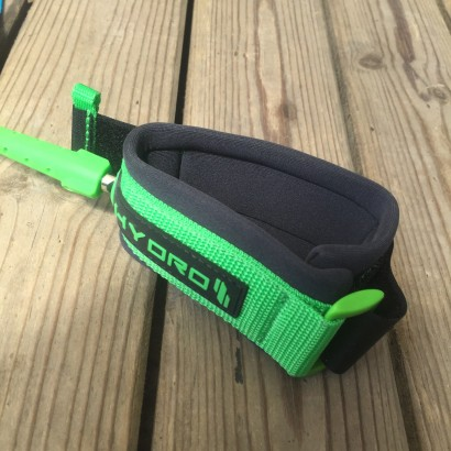 leash bodyboard bicep Hydro Charcoal/Green