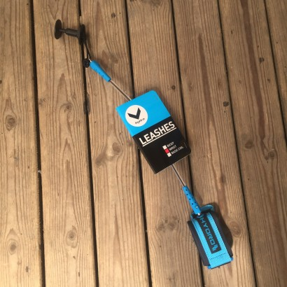 leash bodyboard wrist Hydro Charcoal/Blue