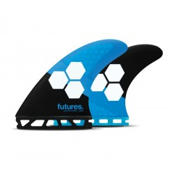 futures fins am1 hex thruster honeycomb al merrick